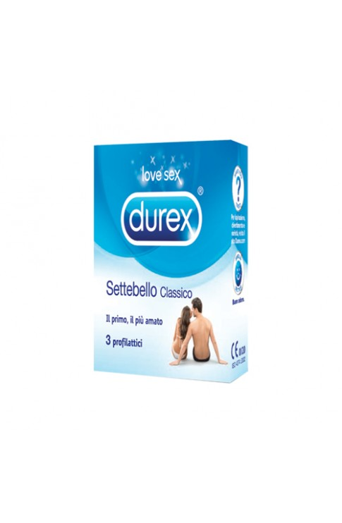Durex Settebello Classico 3 Pezzi
