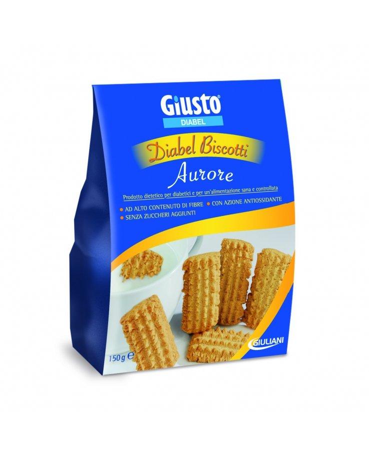 Giusto Diabel Biscotti Aurore 150g