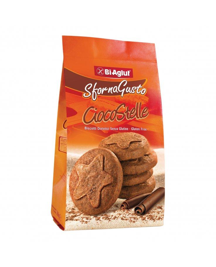 Biaglut Bisc Ciocostelle 180g