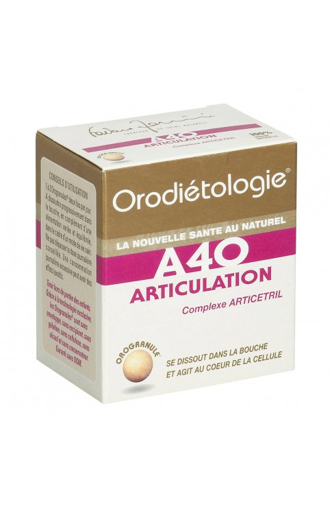 A40 ARTICULATION Orogranuli16g