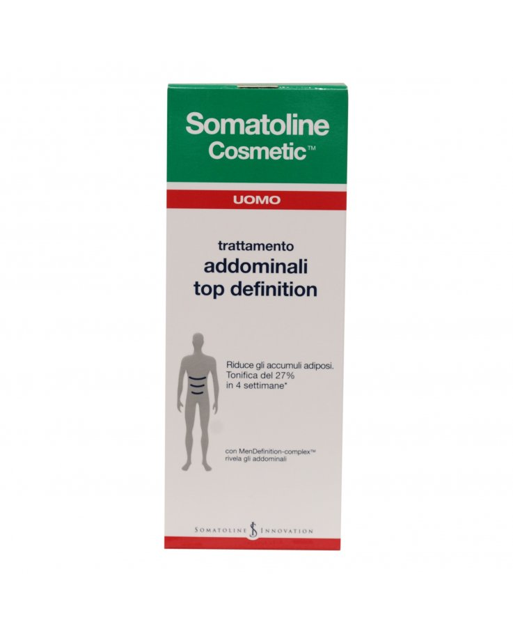Somatoline C U Top Def Sport