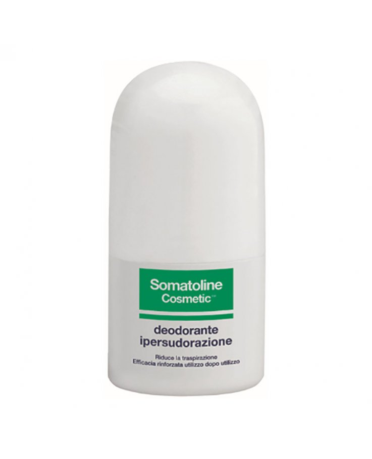 Somatoline Cosmetic Deodorante Ipersudorazione Roll