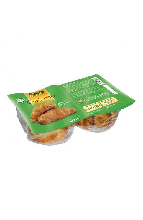 Giusto Senza Glutine Croissant 320g