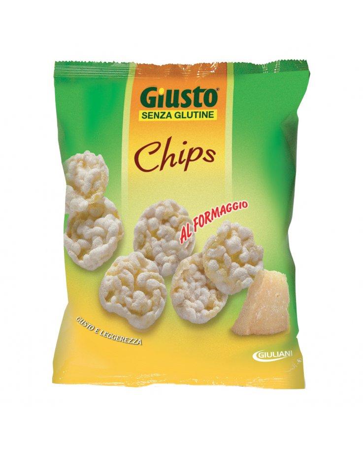 Giusto Senza Glutine Chips Formaggio
