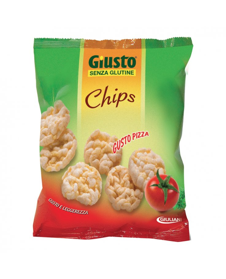 Giusto Senza Glutine Chips Pizza