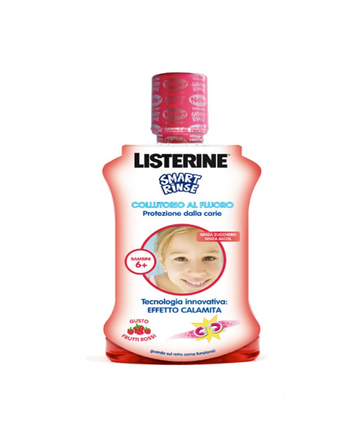 Listerine Smart Rinse 500ml
