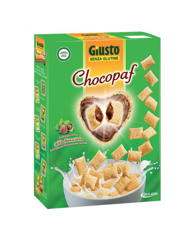 Giusto Senza Glutine Chocopaf 300g