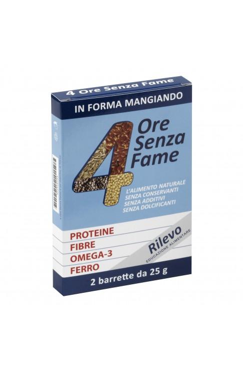 4 ORE SENZA FAME 2X25G