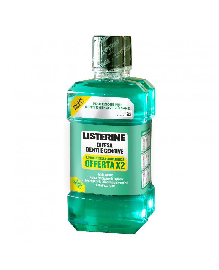 Listerine Difesa Dent/geng Bun
