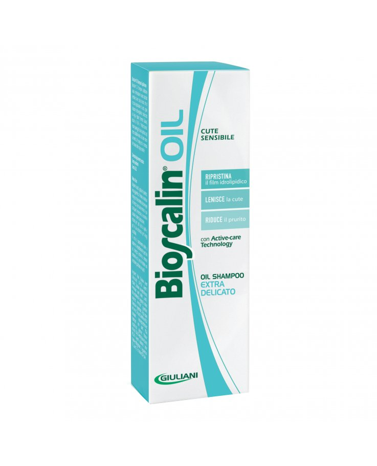 Bioscalin Oil Shampoo Extra Delicato 200ml