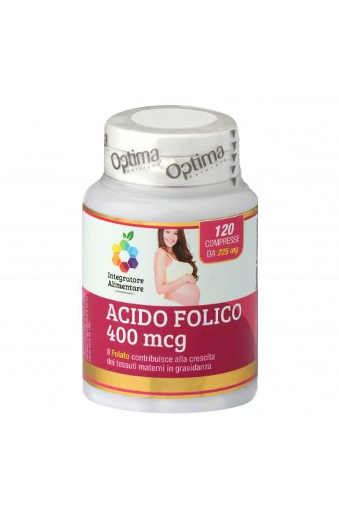 Colours Life Acido Folico 120 Compresse