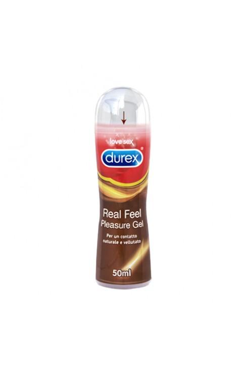 Durex Pleasure Real Feel Gel