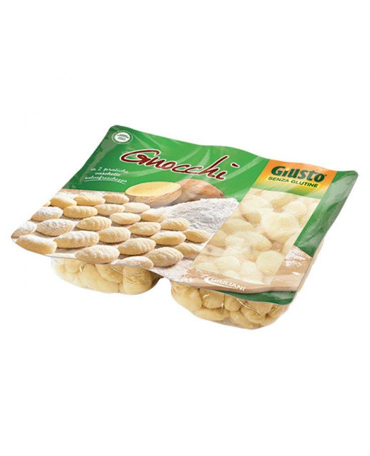 Giusto Senza Glutine Gnocchi 2x250g