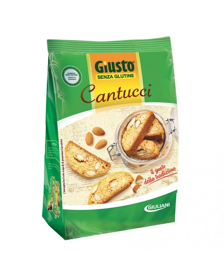 Giusto Senza Glutine Cantucci 200g