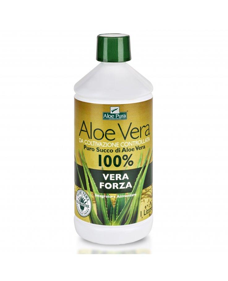 Aloevera Succo 1000ml Optima