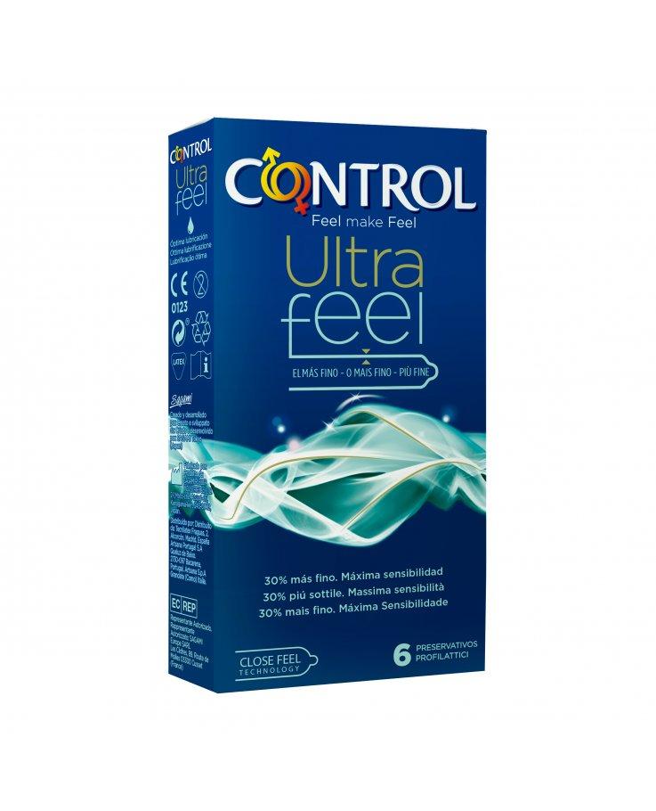 Control Ultrafeel 6pz