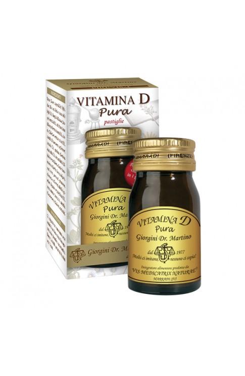 Vitamina D Pura 60 Pastiglie Giorgini