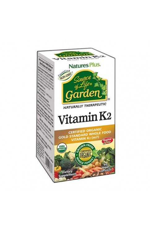 Source Of Life Garden Vitamina K2