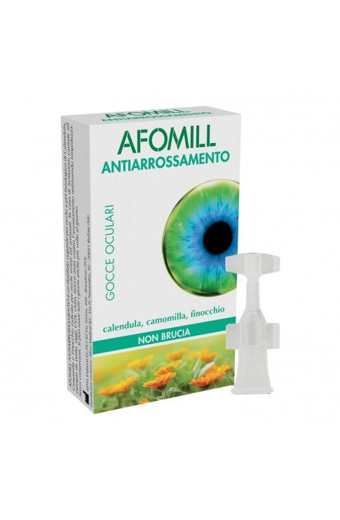 Afomill Antiarrossamento 10 Flaconcini 0,5ml