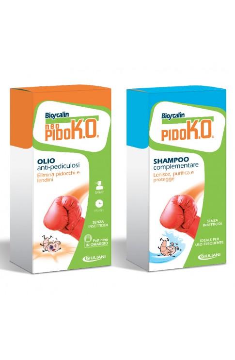 Bioscalin Neo Pid Ko Olio + Shampoo