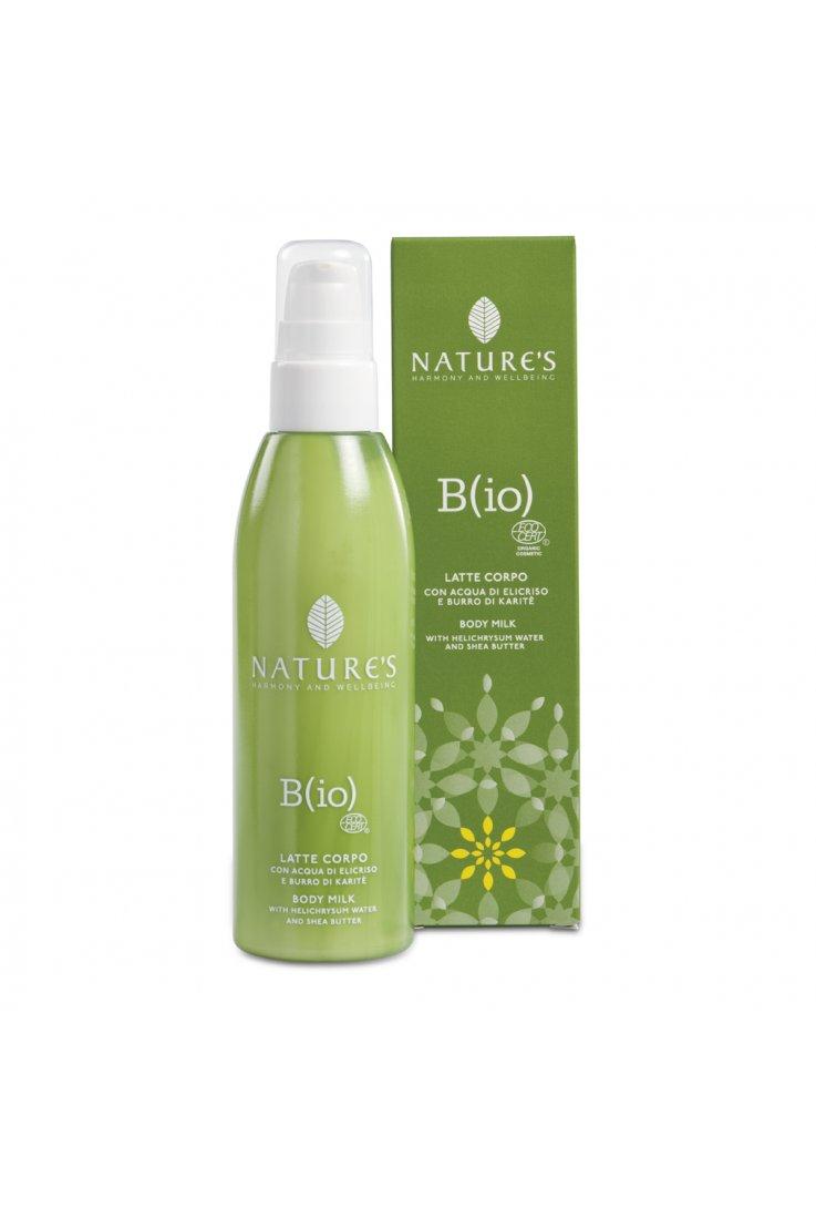 Bio Natures Latte Corpo 200ml