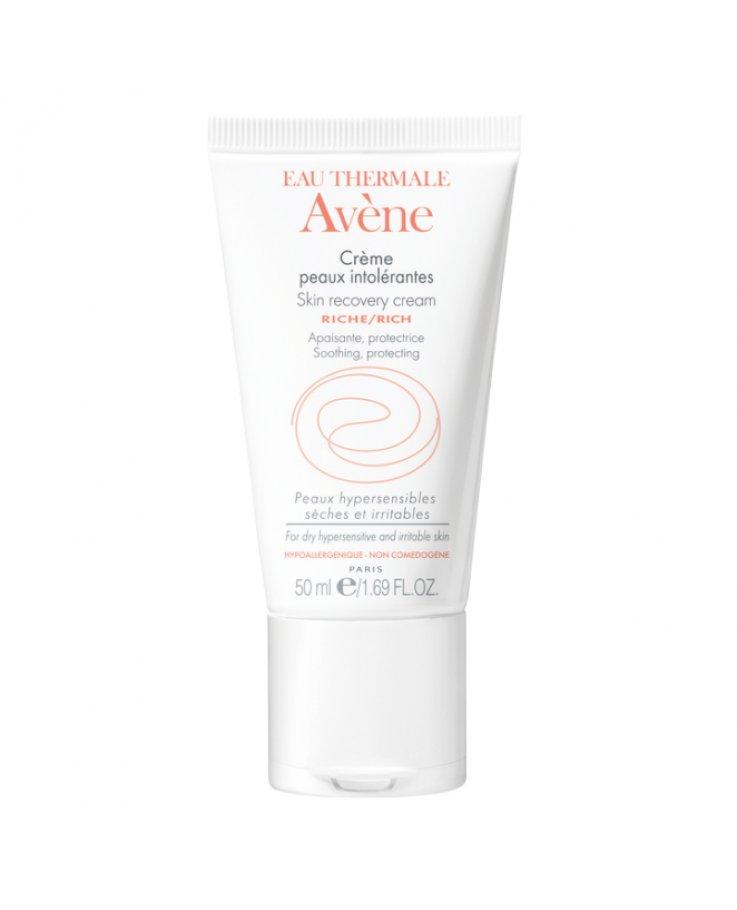 Crema Pelli Intolleranti Ricca Cosmetico Sterile 50ml Avène