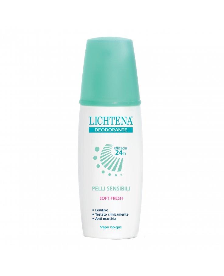 Lichtena Deodorante Pelli Sensibili Soft 100ml
