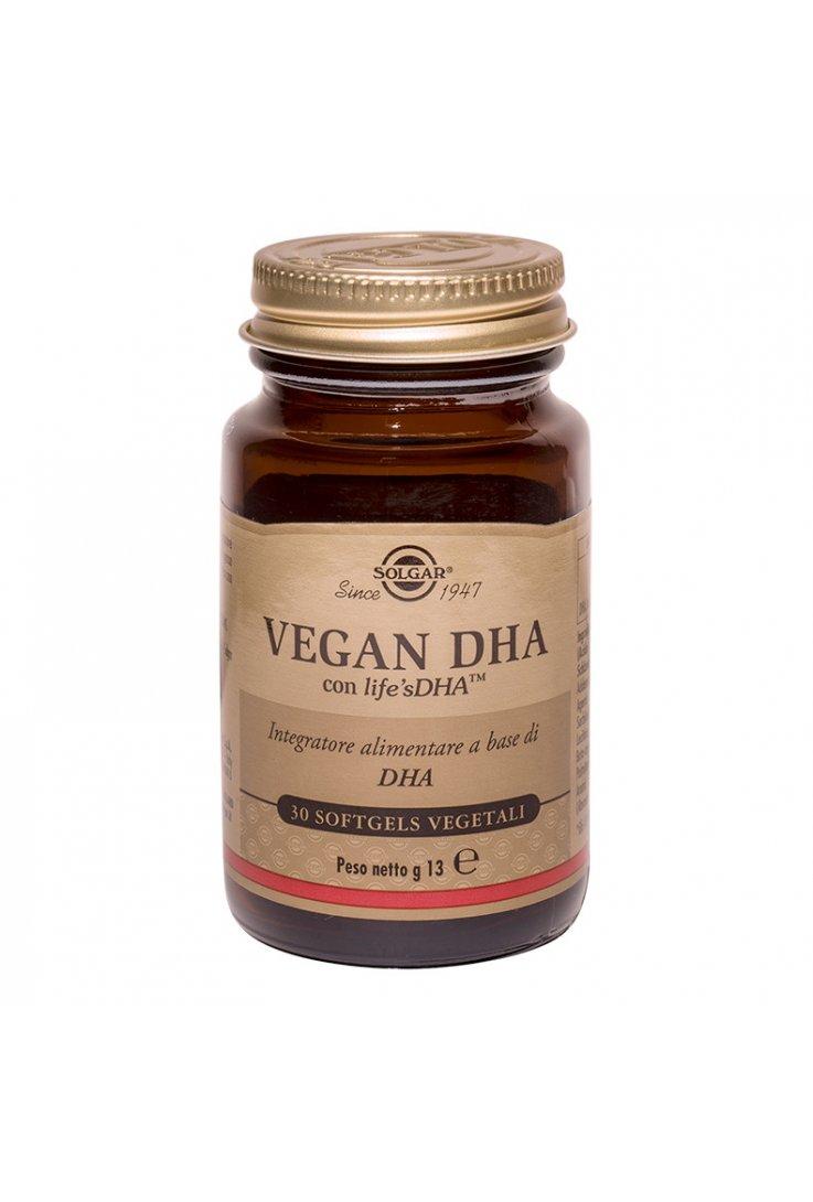 Solgar Vegan Dha 30 perle Softgels