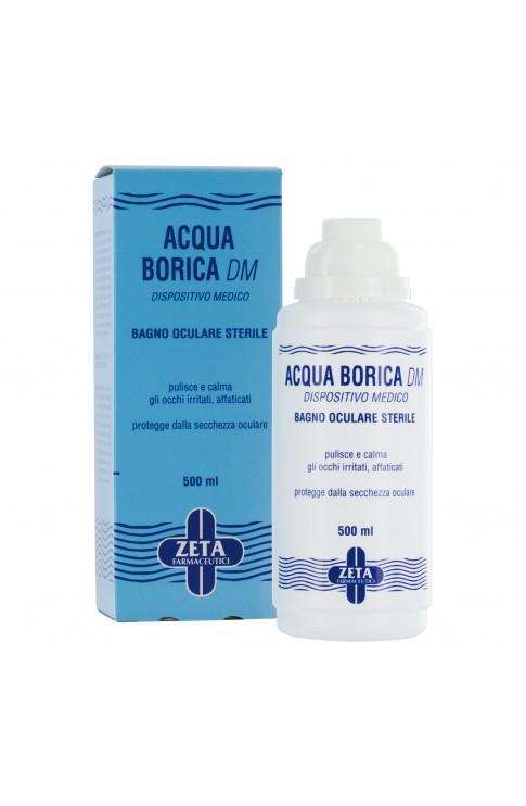 Acqua Borica Bagno Oculare Sterile 500ml