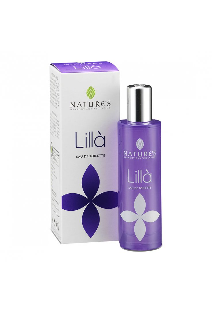 Lilla' Natures Edt 50ml