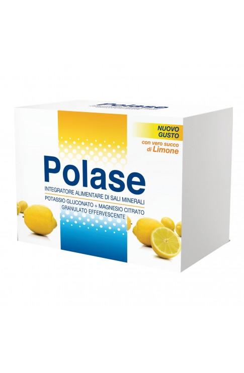 Polase Integratore Alimentare 12 Bustine Limone
