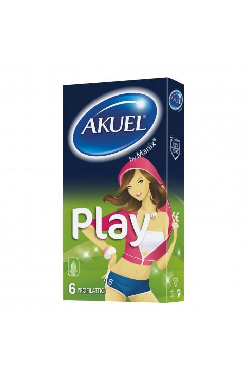 Akuel By Manix Play 6Pezzi