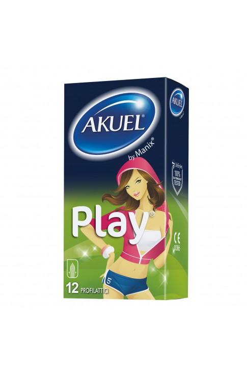 Akuel By Manix Play 12Pezzi