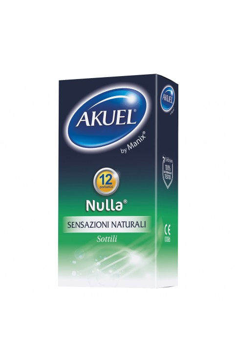 Akuel By Manix Nulla 12Pezzi