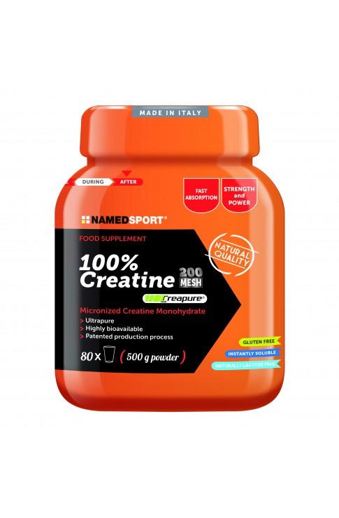 100% CREATINA 500G (NAMED)
