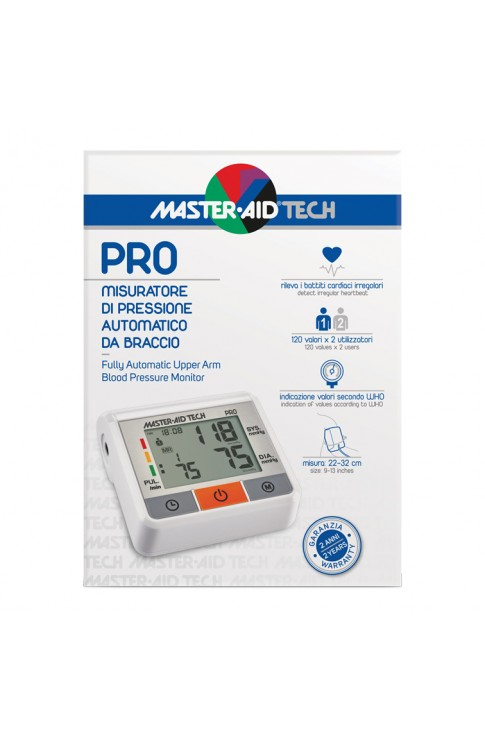 MASTER-AID MISUR PRESS TECH PR
