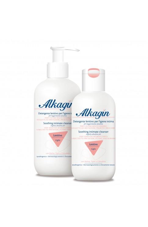 Alkagin Detergente Intimo Lenitivo Alcalino 400ml