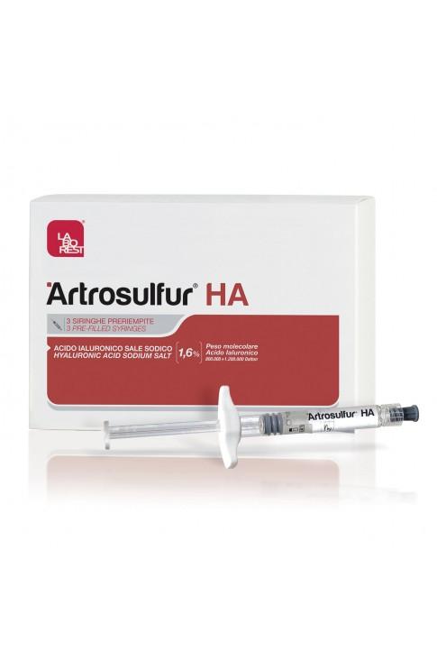 Artrosulfur HA 3 Siringhe 2ml