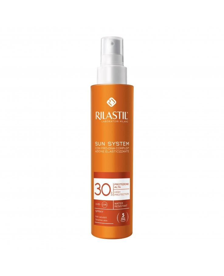 Rilastil Sun System Protezione Alta 30 Spray
