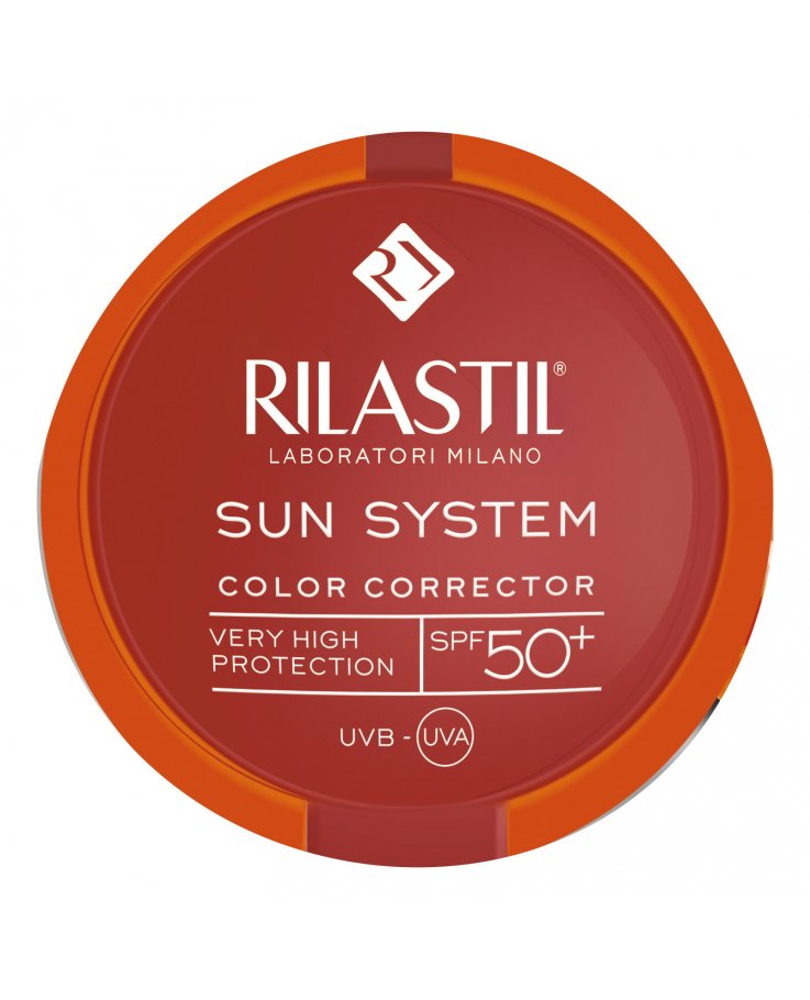 Rilastil Sun System Ppt 50+ Color Corrector Bronze