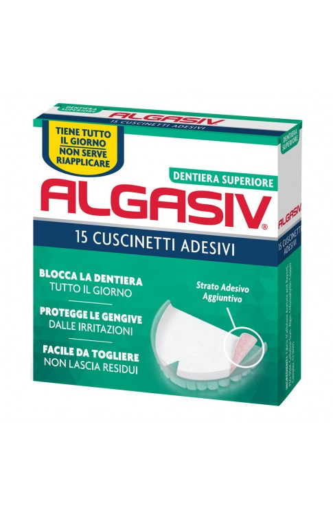 Algasiv Cusc Ad Sup 15pz Ofs