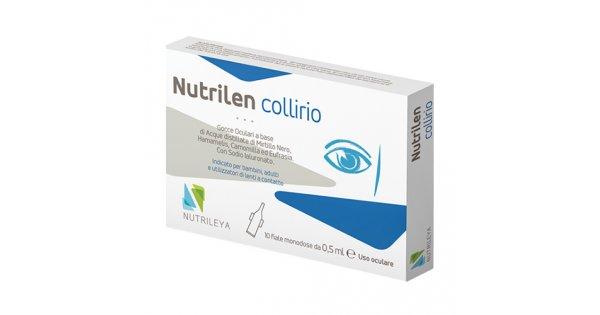 Nutrilen Collirio 10 0 5ml