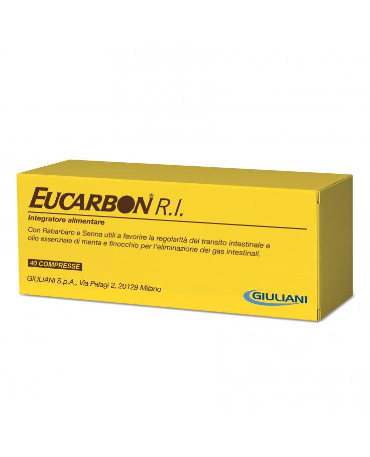 Eucarbon R.i. 40 Compresse