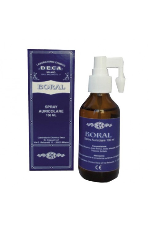 Boral Spray Auricolare 100ml