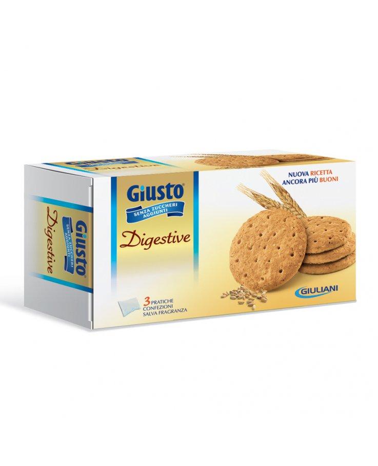 Giusto Senza Zucchero Biscotti Digestive 225g