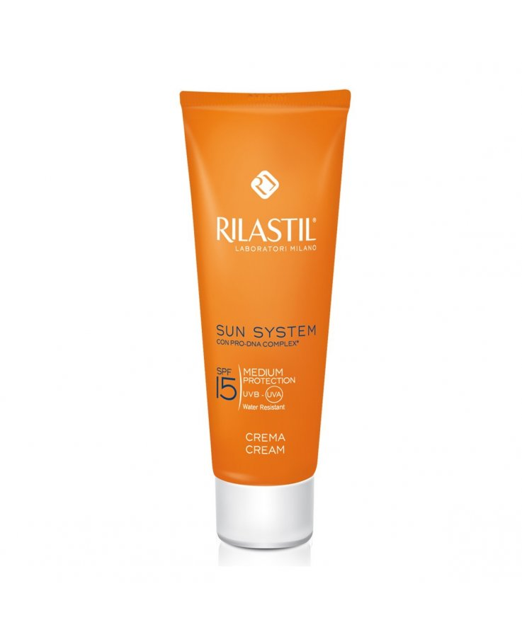 Rilastil Sun Sys 15 Crema 50ml