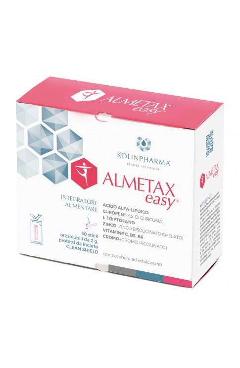 ALMETAX Easy 30 Bust.Oro 60g