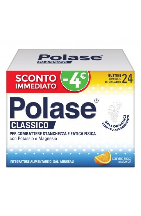 Polase Integratore Alimentare 24 Bustine Arancia Promo