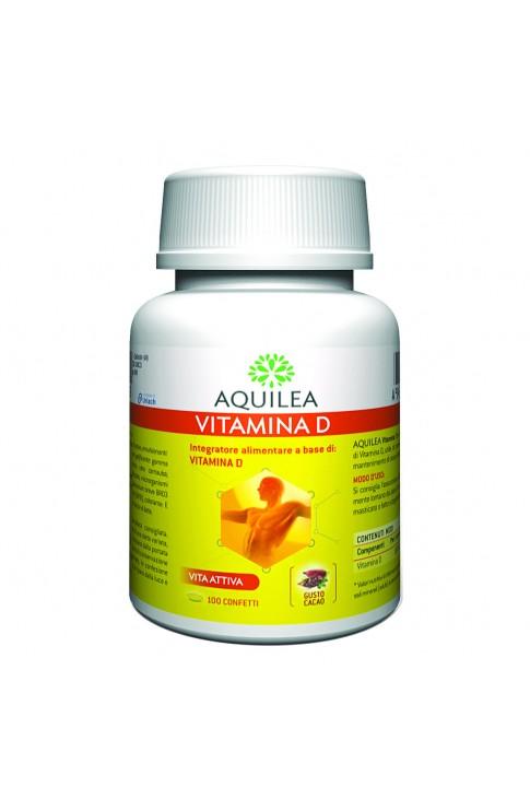 Aquilea Vitamina D 100 Confetti