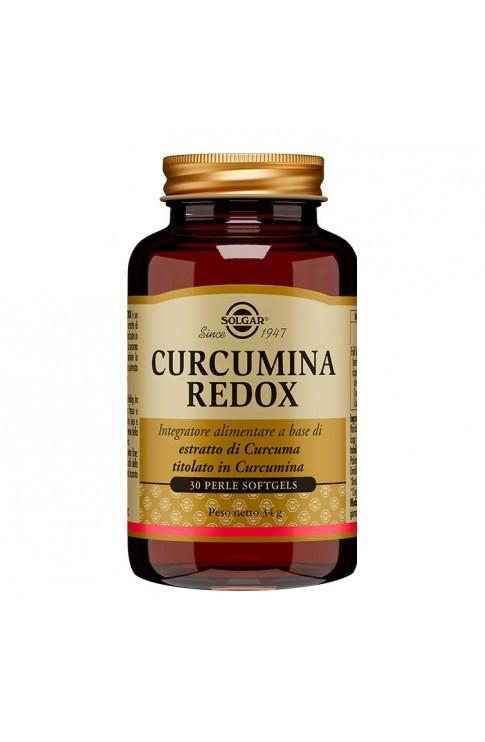 Curcumina Redox 30 Perle Solgar